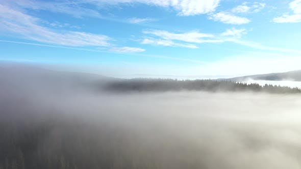 Thumbnail for Flying Above Clouds