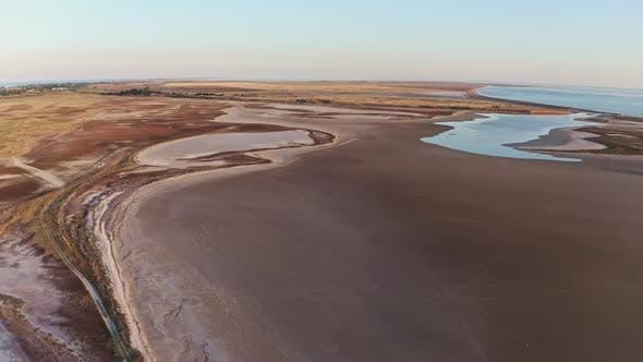 Thumbnail for Sandy Swamp Near a Beautiful Lake