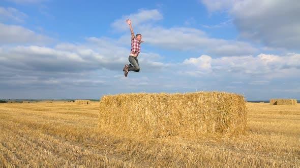Thumbnail for Jumping Man