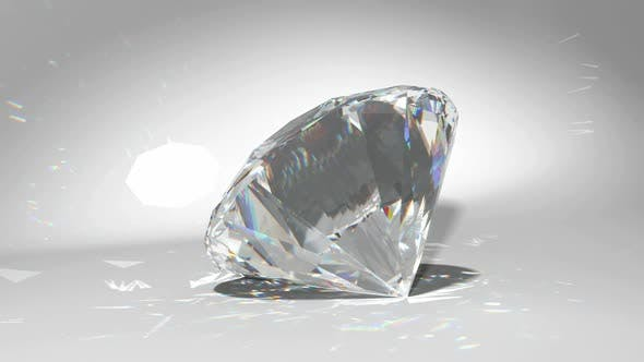 Loopable rocking or rolling diamond