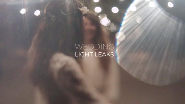Thumbnail for 100 Wedding Light Leaks Pack