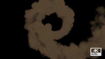 Swirling Dust