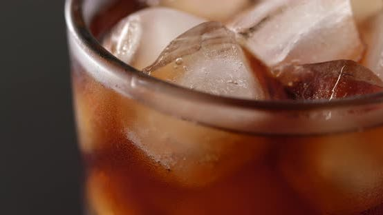 Iced Soft Drink