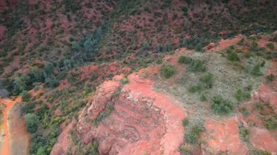 Sedona Cathedral Rock Tilt Pan