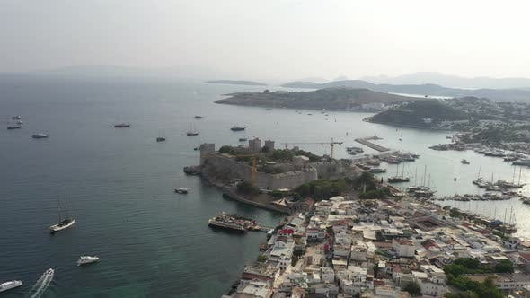 Thumbnail for Bodrum is a city on the Bodrum Peninsula.