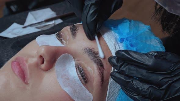 Thumbnail for Eyelash and Eyebrow Lamination