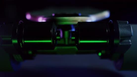 Thumbnail for Black Electric Skateboard 08
