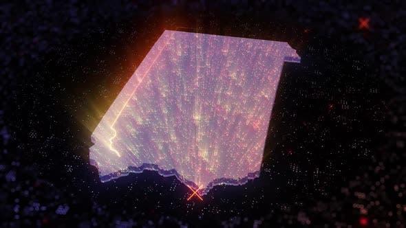 Thumbnail for Pennsylvania State Digital Map