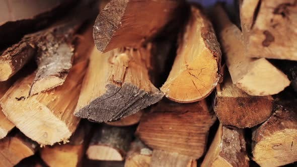 Thumbnail for Stack of Firewood 13