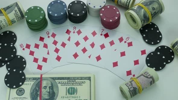 Thumbnail for Diamonds Street Flush and Money