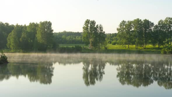 Thumbnail for Beautiful Early Morning at Forest Lake