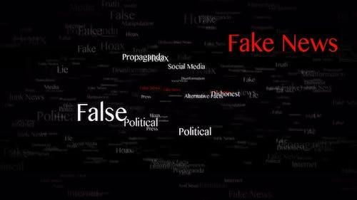Fake News Keywords