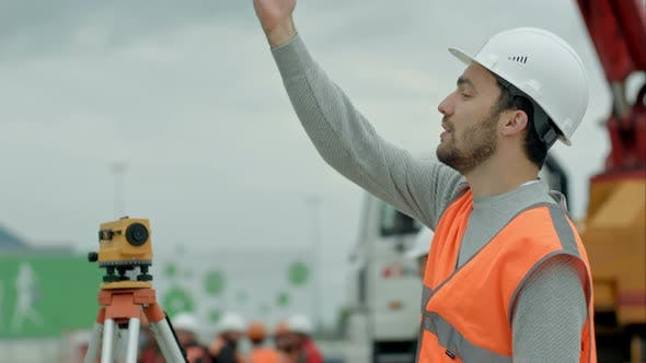 Thumbnail for Business Architect at Construction Site
