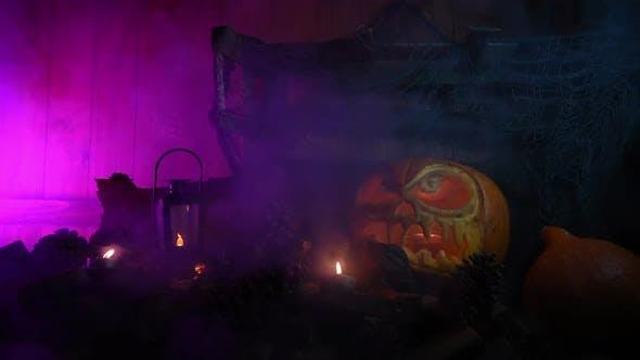 Thumbnail for Scary Halloween Szene