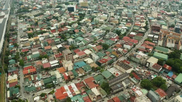 Thumbnail for Manila, the Capital of the Philippines Top View