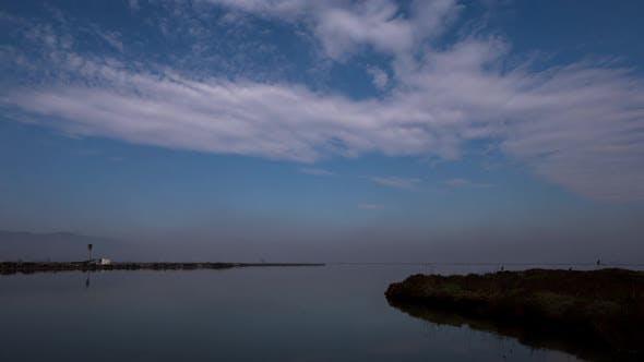 Thumbnail for wetland delta ebro spain coast lagoon