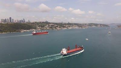 Sea Transportation Ships