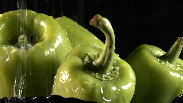 Organic Vegetable Green Pepper
