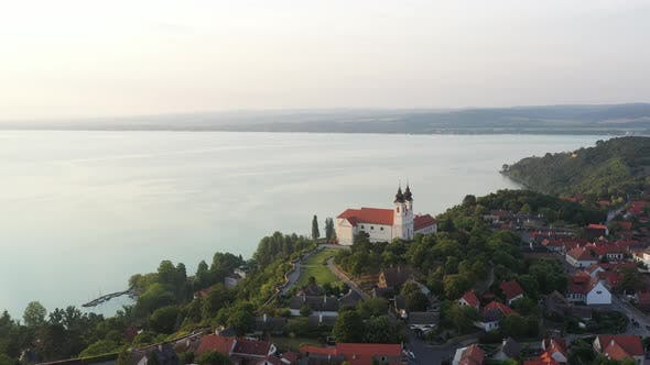 Thumbnail for Amazing View Of Abbey Of Tihany
