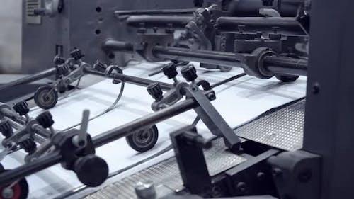 Press Typography Apparatus