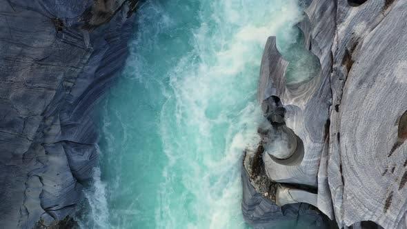Thumbnail for Beautiful Norwegian Mountain River