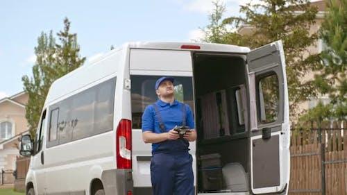 Deliveryman of the Future