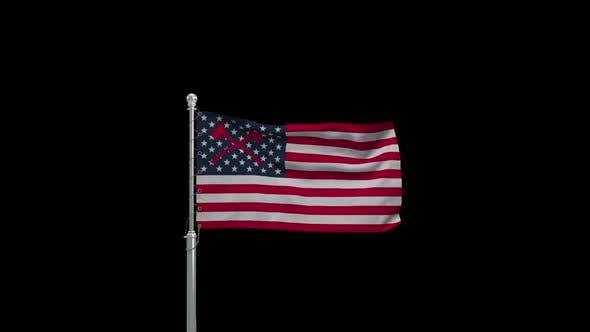 Fireman's Flag