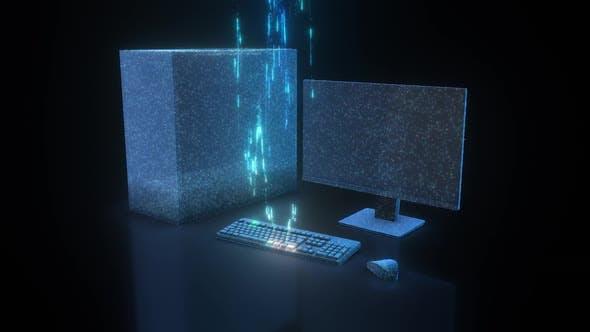 Digital Computer Station V1 Hd