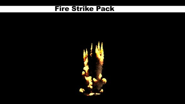 Fire Strike Pack