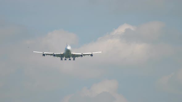 Thumbnail for Widebody Airfreight Landing