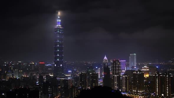 Thumbnail for Taipei Skyline