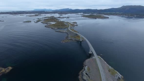 Thumbnail for Atlantic Road in Norway