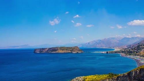 Dino Islandin Calabria, South Italy