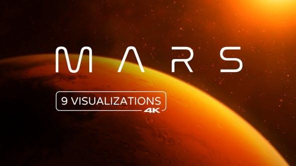 Mars Visualization Pack