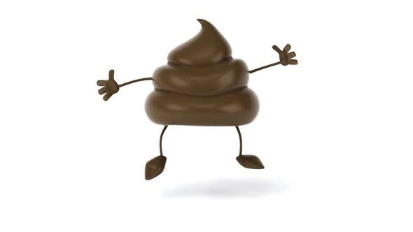 Thumbnail for Fun poop character