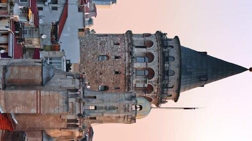 Galata Quarter in Istanbul