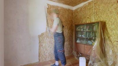 Indoor Renovation Timelapse