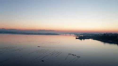 Aerial view of Taranto