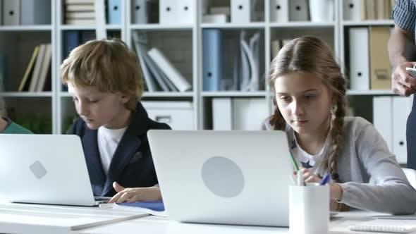 Information Technology Class