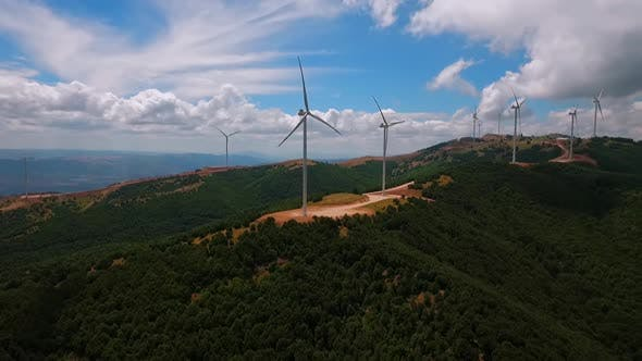 Thumbnail for Aerial Wind Power Plant