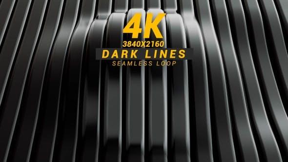 Vertical Dark Lines