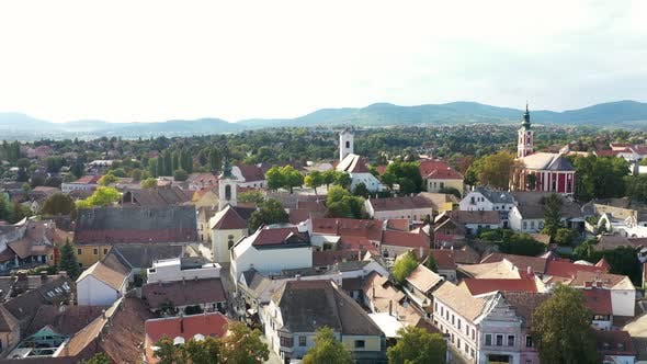 Thumbnail for Cityscape of Szentendre