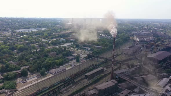 Thumbnail for Power Plant Aerial View 15