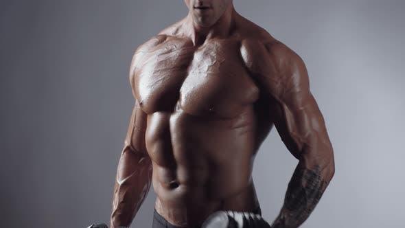 Thumbnail for Lifting Dumbbells for Bigger Biceps