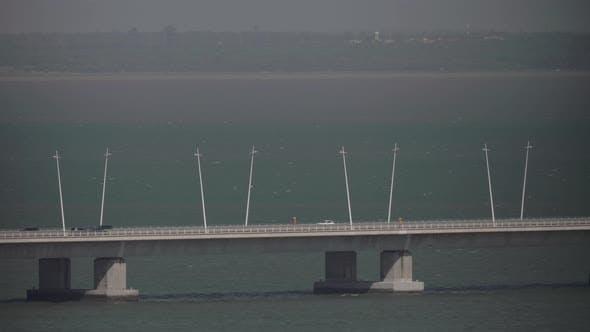 Thumbnail for Ponte Vasco Da Gama at Noon