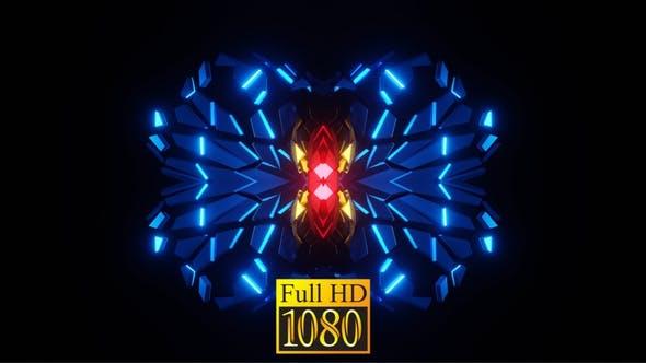 Neon Geist blinkt Cod 08 HD