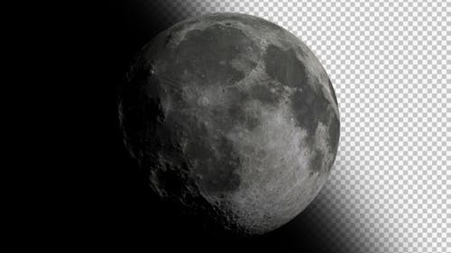 4K Moon