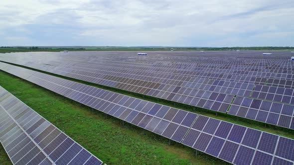 Environmental technologies. Solar panels.