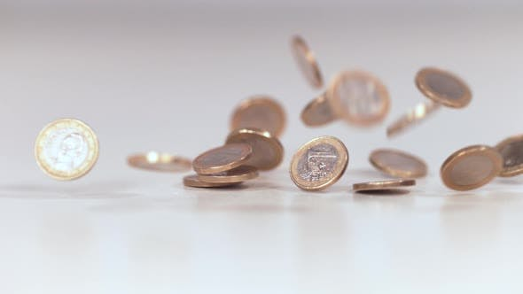 Thumbnail for Münzen fallen nach unten