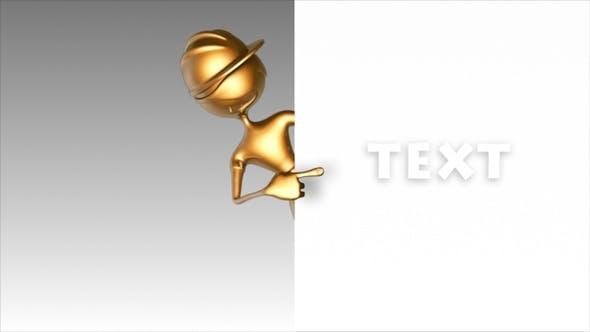Thumbnail for Gold Man - Billboard Show 3
